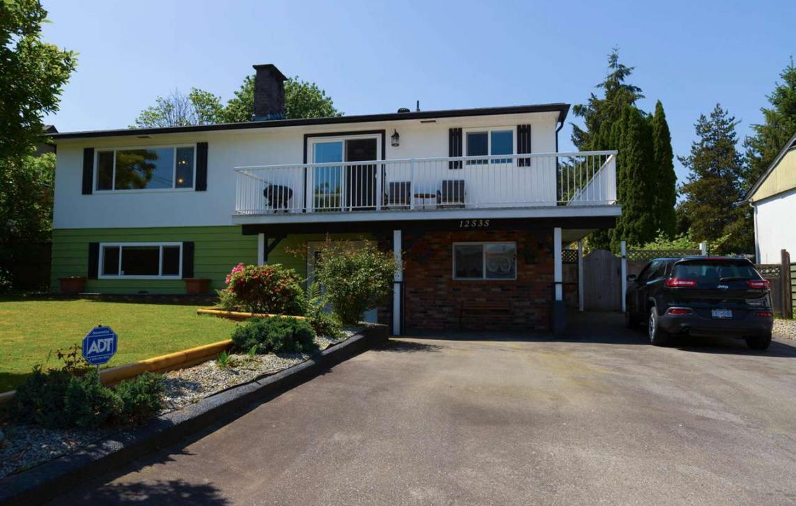 12535 Blackstock Street, West Central, Maple Ridge