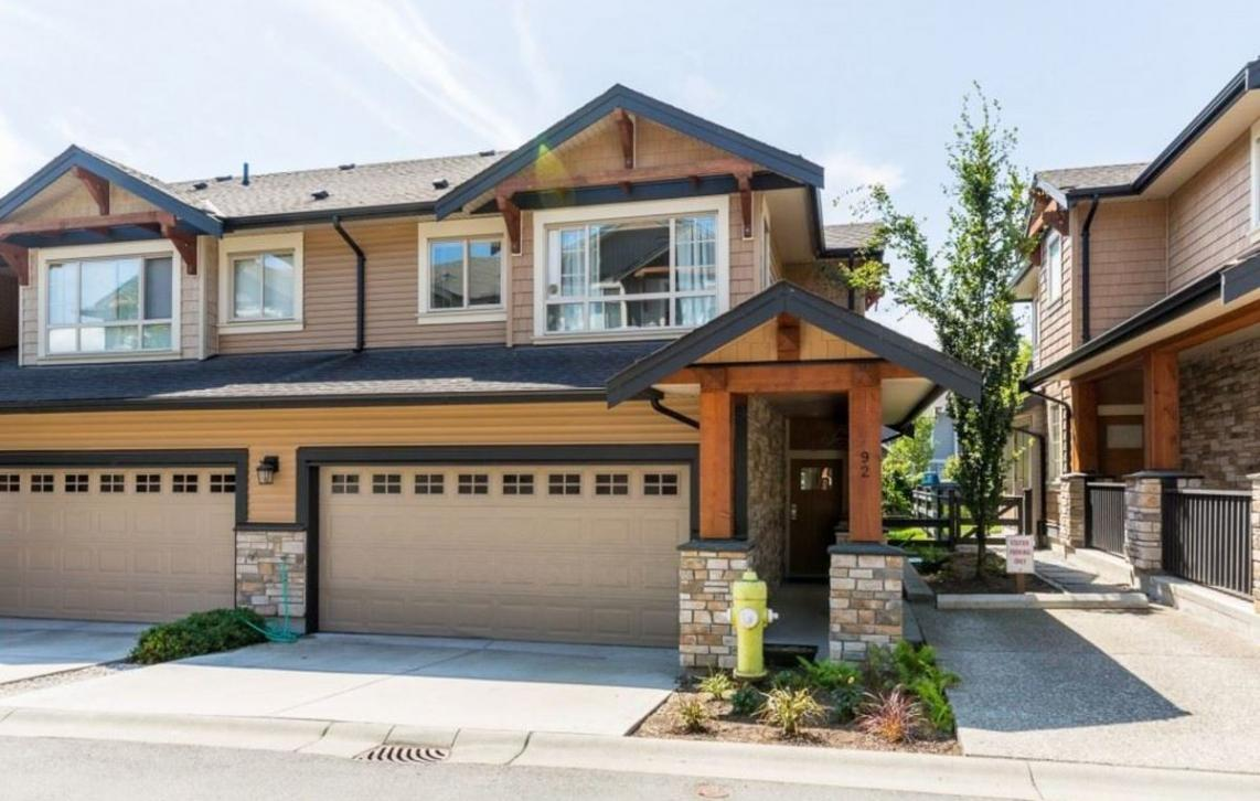 92 - 11305 240 Street, Cottonwood MR, Maple Ridge