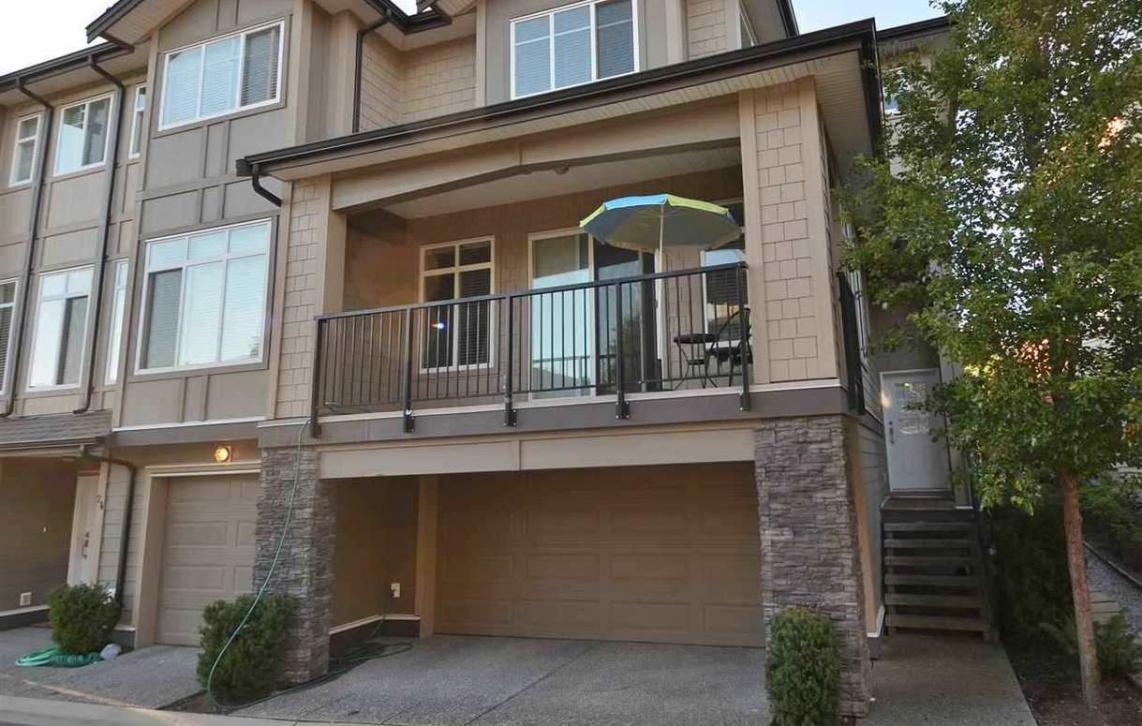 25 - 22865 Telosky Avenue, East Central, Maple Ridge
