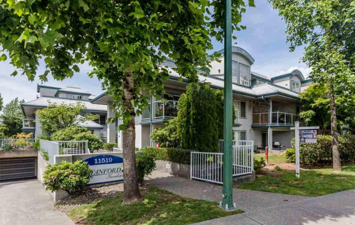 105 - 11519 Burnett Street, East Central, Maple Ridge