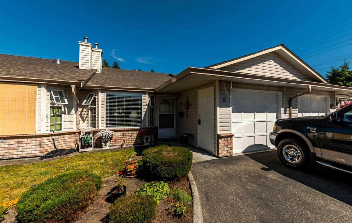 18 - 12049 217 Street, West Central, Maple Ridge